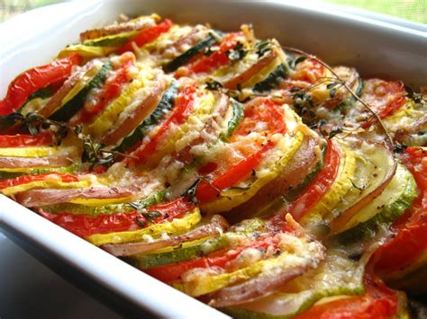ina garten vegetarian recipes vegetable tian recipe dishmaps
