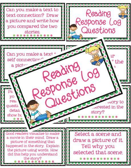themes for reading response welcome to kinderglynn reading response logs ideas for