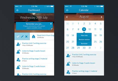 design online mobile 20 eye catching mobile calendar designs for your