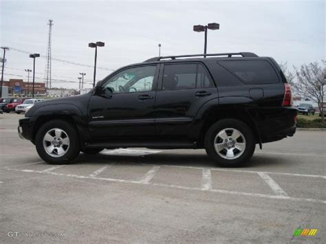 Toyota 4runner Limited 2005 Black 2005 Toyota 4runner Limited Exterior Photo 46751670