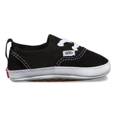 Sepatu Vans Era Black White Infant Era Crib Shop Baby Shoes At Vans