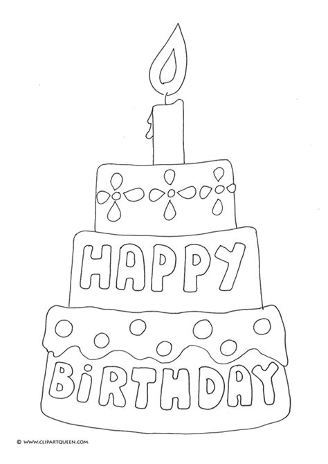 1st birthday pages printables coloring pages