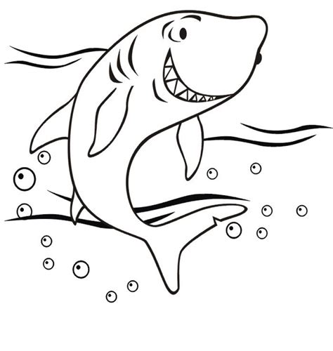 baby shark free vector get this baby shark coloring pages 56128