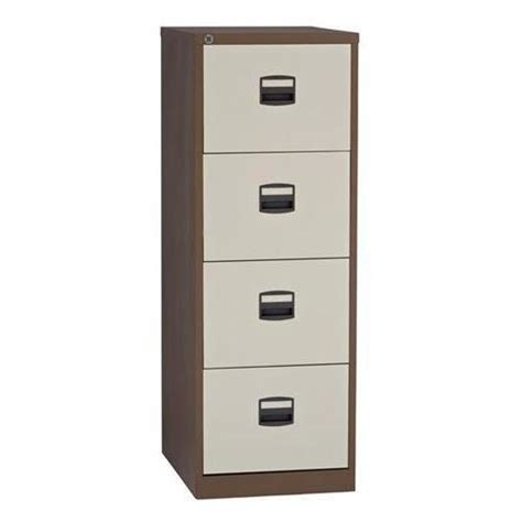 Bisley 9 Drawer Filing Cabinet by Trexus By Bisley Contract 4 Drawer Foolscap Lockable Steel