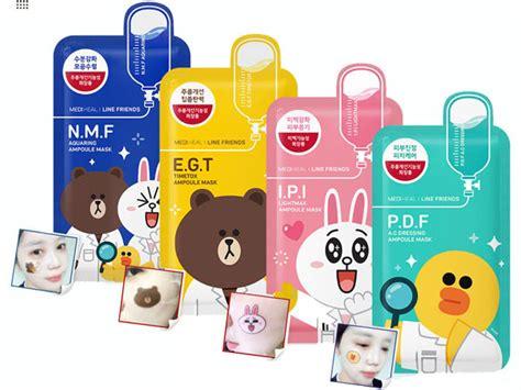 Jual Masker Wajah Korea masker wajah korea lucu yang bisa atasi semua masalah kulit