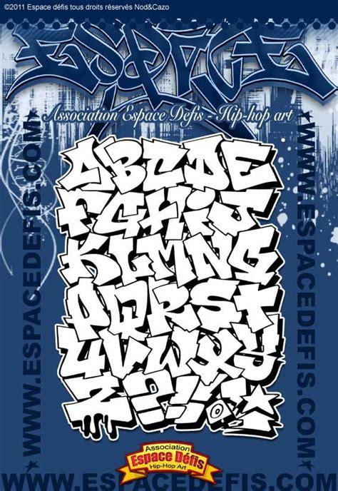 lettere tag graffiti les 25 meilleures id 233 es concernant alphabet graffiti sur