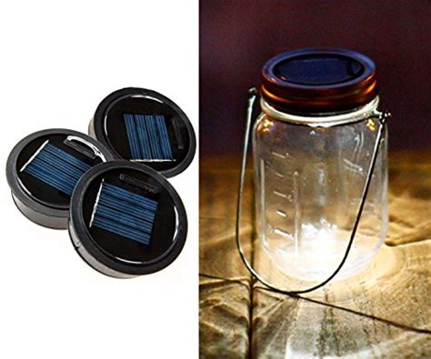 how to make jar solar lights jar solar