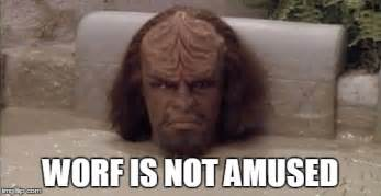 Worf Memes - worf anti april fools day memes
