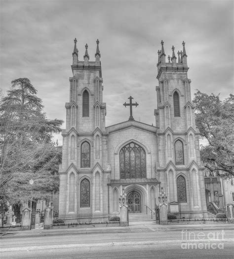 gothic revival style gothic revival style trinity episcopal cathedral photograph by ules barnwell