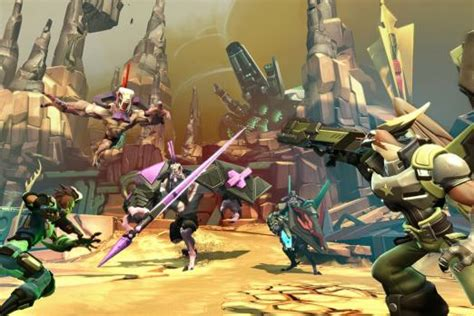 One Minute Preview Lgs Player by Battleborn Bootc Trailer Breaks Upcoming Shooter
