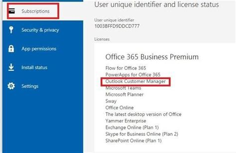 Office 365 Outlook Greyed Out Customer Manager Button In Outlook Not Active Microsoft
