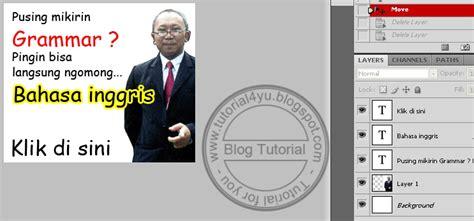 tutorial membuat header website dengan photoshop cara mudah membuat banner sederhana dengan photoshop