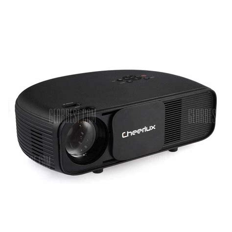 Lu Projector Lcd cheerlux cl760 320 ansi lumens lcd projector offerte