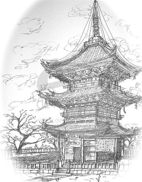 japanese tattoo edinburgh japanese pagoda tattoo designs pagoda sleeve tattoos