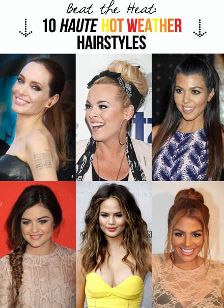 cute hairstyles hot weather hair styles test hair styles