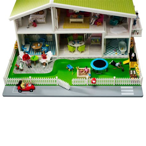 smaland dolls house smaland doll house garden dollhouse furniture accessories by lundby 601010 ebay