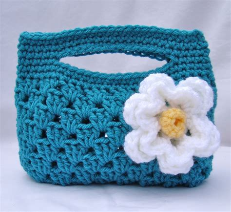 crochet pattern small bag tangled happy granny stripe boutique bag