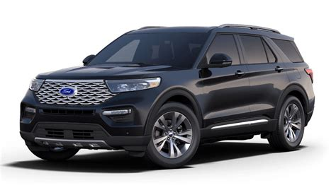 pictures   ten  ford explorer exterior color options