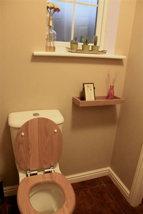 downstairs bathroom renovation