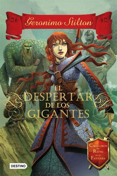 libros y juguetes 1demagiaxfa libro el despertar de los gigantes caballeros del reino de