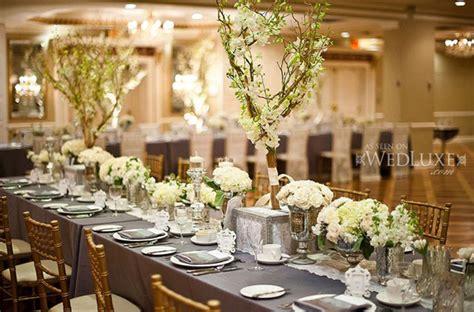 wedding table centerpiece ideas table wedding decorations archives weddings romantique