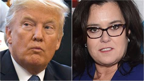 Donald Vs Rosie This Is Great by Where Do These Feuds Stand Now
