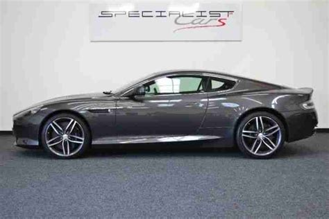 aston martin db9 v12 2012 petrol automatic in silver car for sale