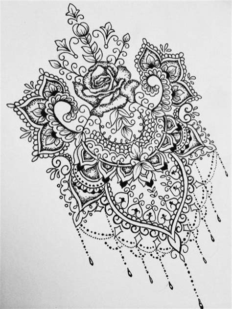 How To Make A Paper Butterfly Chandelier 25 Best Ideas About Mandala Tattoo Design On Pinterest