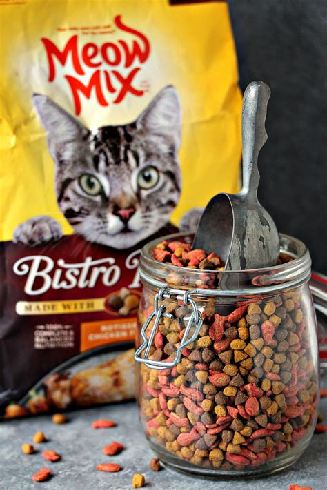mixing and food meow mix cat food www imgkid the image kid has it