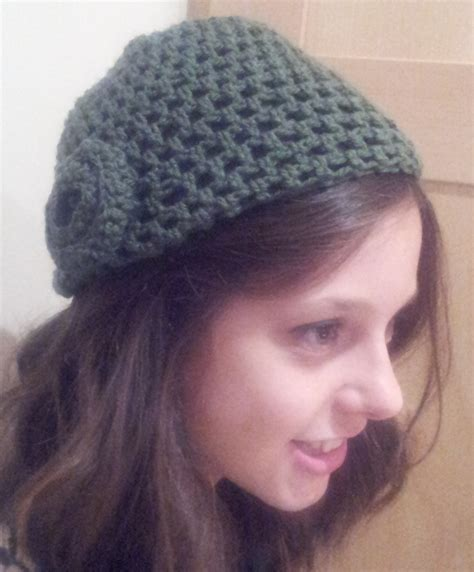 pattern hat crochet free crochet beanie hat pattern thestitchsharer
