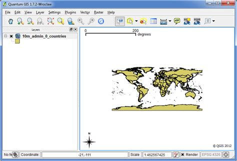 qgis tutorial for beginners quantum gis qgis tutorials tutorial selecting multiple