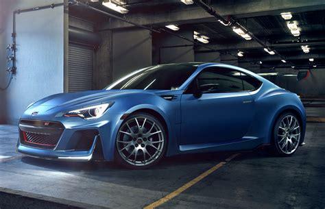 subaru concept cars subaru sti performance concept concept cars diseno