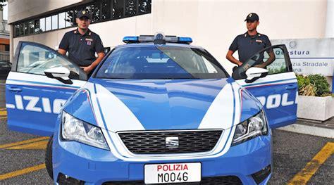 polizia volante polizia da domani di pattuglia le nuove volanti