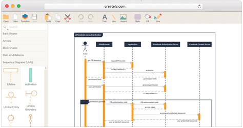 use diagram tool free create sequence diagrams sequence diagram tool