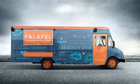 food truck brand design falasophy food truck design womb