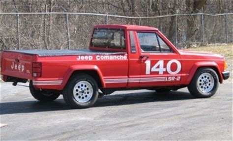 1985 jeep comanche 1985 jeep comanche bonneville salt flats