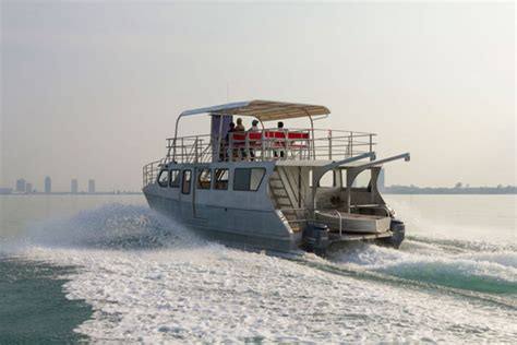 coastal catamaran ferry coastal boats professional boat building in thailand
