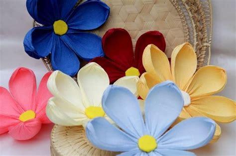 fiori di te fiori di carta fai da te il bricolage tutto sui fiori