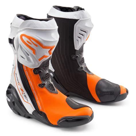 Ktm Boots Aomc Mx 2016 Ktm Supertech R Boots By Alpinestars