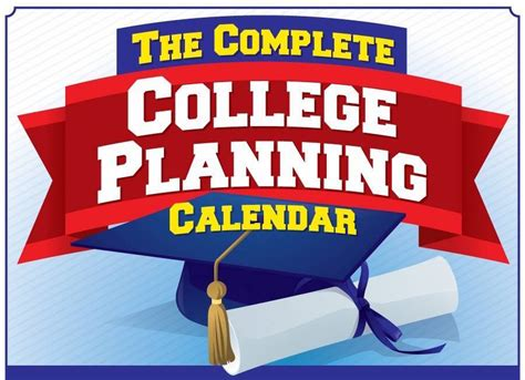 college planning the complete college planning infographic the