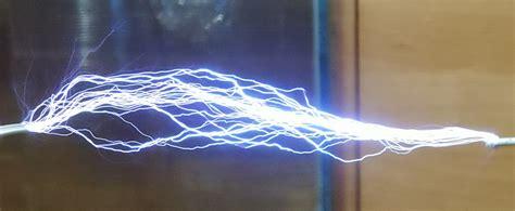 Tesla Coil Electricity Tesla S Of Wireless Transmission Of Electricity