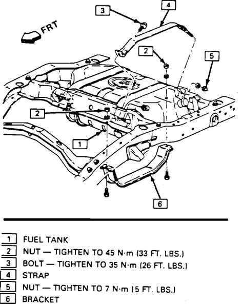 how to change fuel pump in a 1991 mercury topaz how do you replace a fuel pump and filter on 1991 chevy