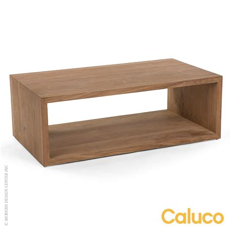 Caluco Patio Furniture Sixty Coffee Table Caluco Patio Furniture Metropolitandecor