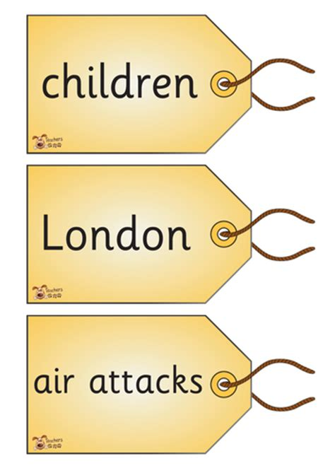 evacuee tag template ww2 display cards by victoriafalls2k5 teaching