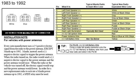 2012 mazda 3 stereo wiring wiring diagrams