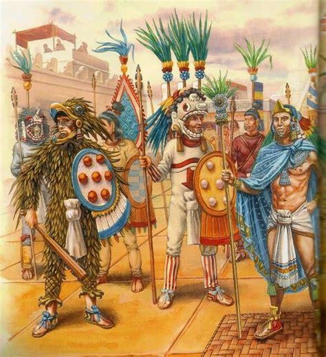 imagenes de nobles aztecas aztec warriors aztec mexica world pinterest aztec