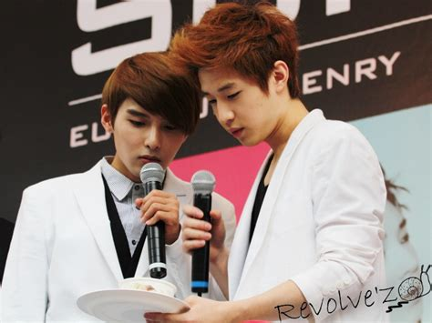 Junior M Album Only must see 20110521 junior m at fansigning event in