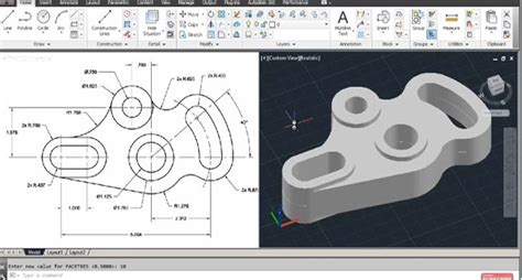 how to use layout view in autocad autocad 3d design www pixshark com images galleries