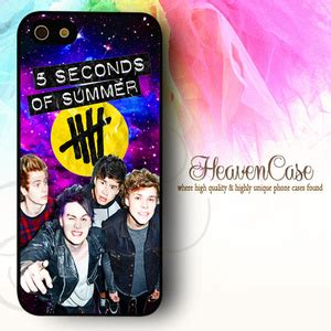 Iphone Iphone 5 5s 5 Seconds Of Summer 5sos Ashton Cover jual 5 sos nebula 5sos 5 seconds of summer casing