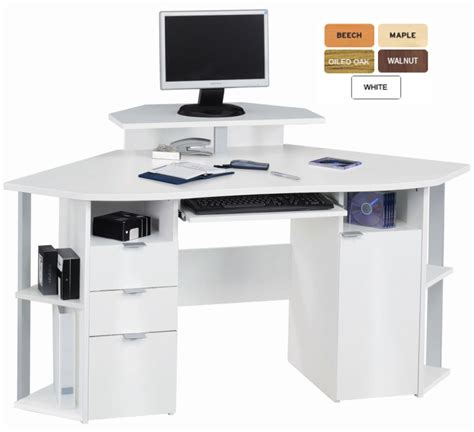 Corner Workstation Computer Desk Computer Workstation By Simply Ergonomic